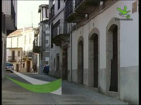 Ba os de montemayor extremadura tv youtube - Banos montemayor ...