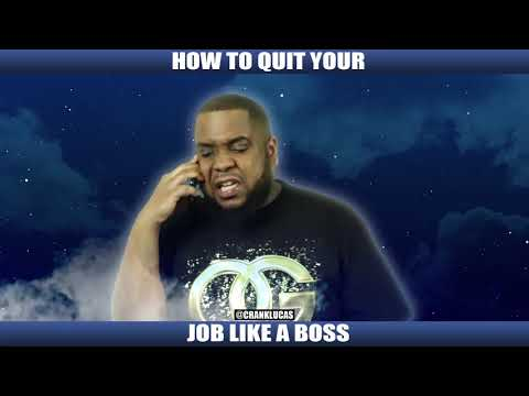 HOW TO QUIT YOUR JOB LIKE A BOSS
