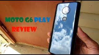 Video Moto G6 Play Review: One Of The Best Budget Smartphones For 2018! (Unlocked Version) download MP3, 3GP, MP4, WEBM, AVI, FLV Juli 2018