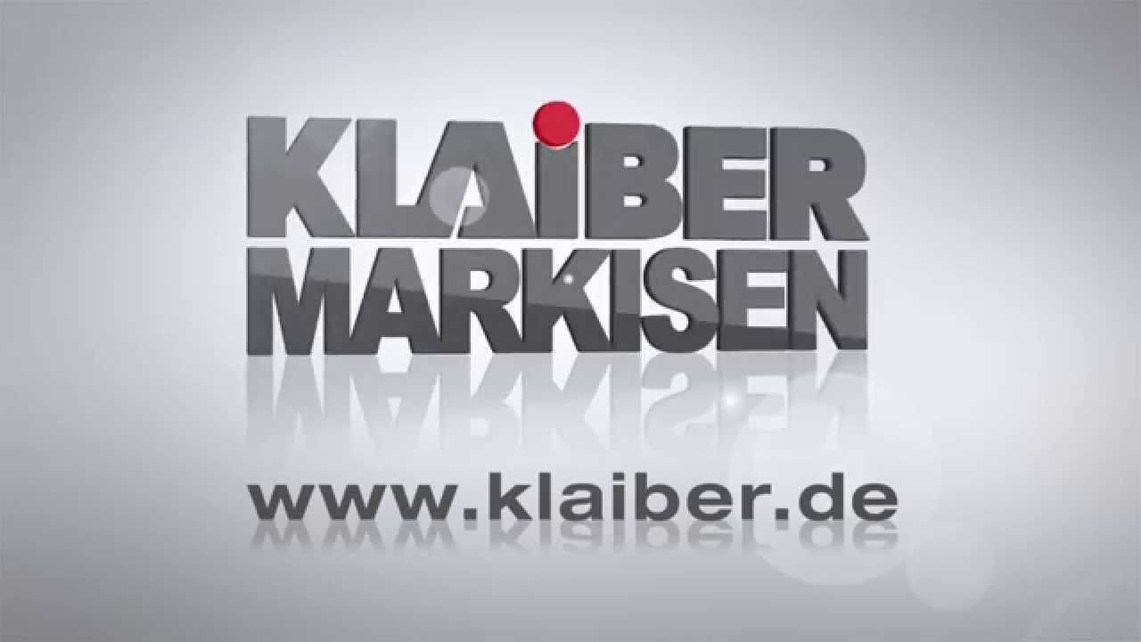Io Steuerung Von Klaiber Markisen Youtube