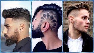 🎸 20 pomysłów na fryzury męskie wygolone boki 2019 🎸