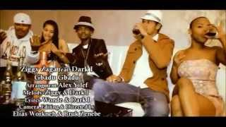New Ethiopian Music 2015 By Ziggy Zaga and Dark I  - Techawet Densu Gbadu