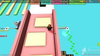 ROBLOX MEGA FUN OBBY niveau 607-610
