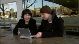 Karl Pilkington on The Culture Show (2 Feb 2008)