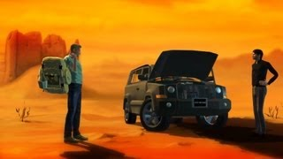 Moebius - A Metaphysical Thriller - E3 2013 Trailer