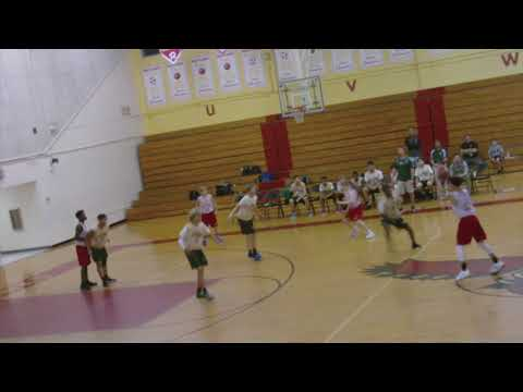 Glenridge Middle School vs. Maitland Middle School