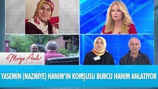 Yasemin Hanım'ın komşusu Burcu Hanım anlatıyor - Müge Anlı İle Tatlı Sert 10 Ekim 2018