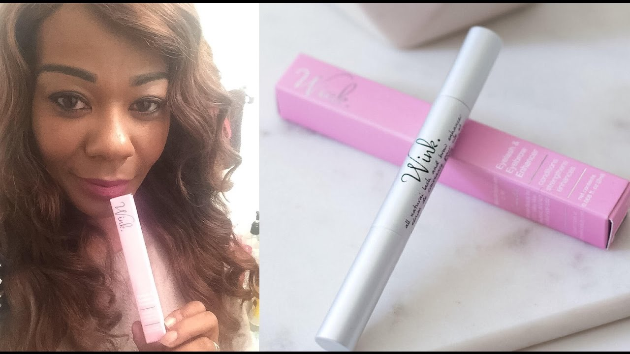 1343f1cd398 REGROW YOUR LASHES! WINK Lash + Brow Oil by Amalie | Breast Cancer ...