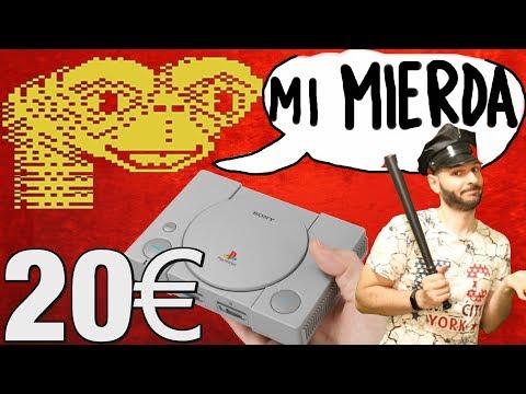 ¡SONY ENTERRARÁ LA PS CLASSIC JUNTO AL ET DE ATARI! - Sasel - mini - 20 euros