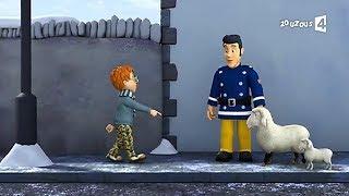 Sam le pompier en Français -- L'ours polaire -/- Episode Complet.