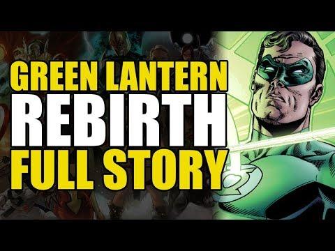 Green Lantern Rebirth: Full Story