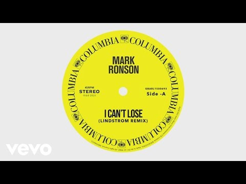 Mark Ronson - I Can't Lose (Lindstrøm Remix) [Audio] ft. Keyone Starr