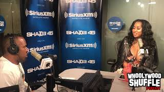 TAMMY RIVERA INTERVIEW WITH DJ WHOO KID