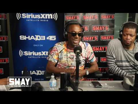 Busy Bee Talks About The Hip Hop Movement On Sway In The Morning