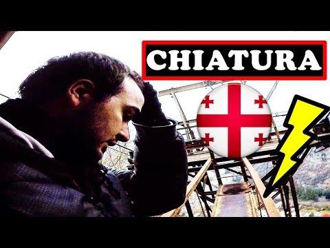 Chiatura | Teleferik Macerası