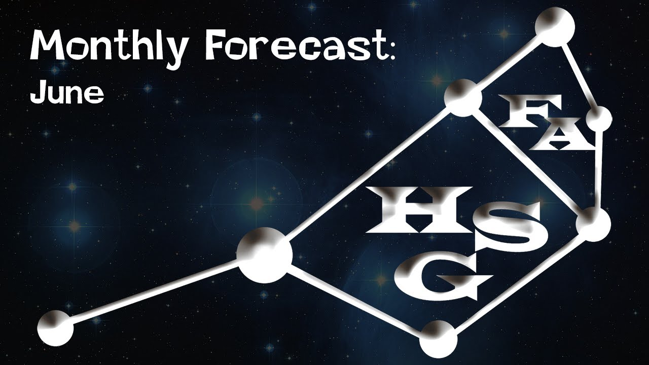 General Forecast for the month of June 2020