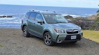 Subaru Forester 2014 Videos