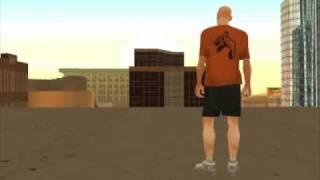 GTA SA: Freerunning and tricking!