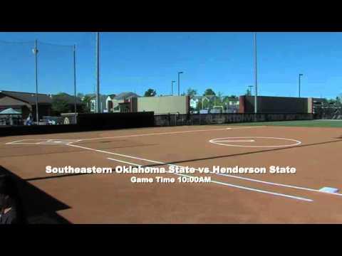 GAC Softball Tournament - Southeastern Oklahoma State vs. Henderson State