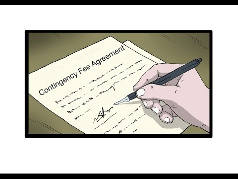 Watch This Before Signing a Contingency Fee Agreement