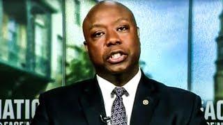 GOP Senator Can't Explain Why He's The ONLY Republican Sponsoring Anti-Lynching Legislation