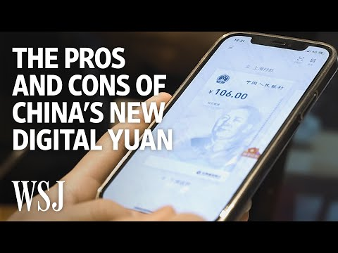 Why China's New Digital Currency Raises Privacy Concerns | WSJ