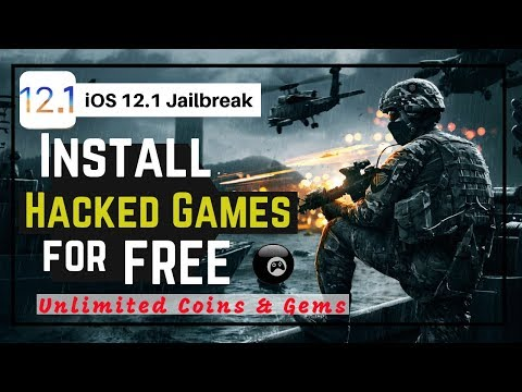Install Hacked Games on iOS . [Without Jailbreak]