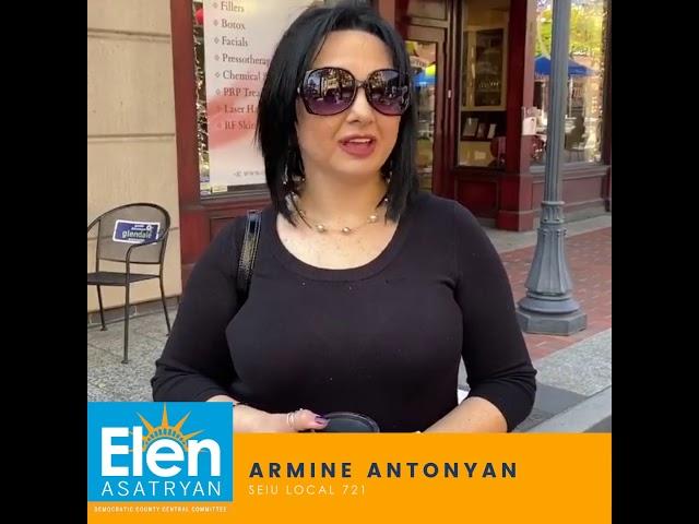Meet Armine Antonyan