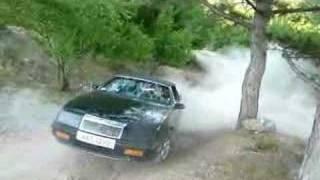 Chrysler LeBaron OFF-Road