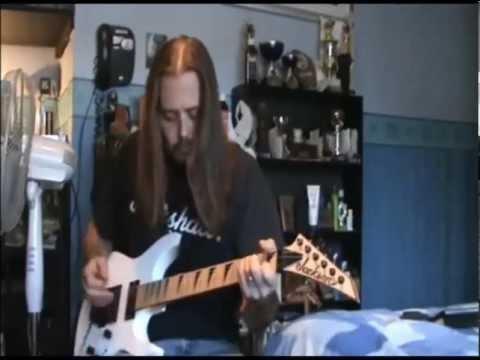 Def leppard Love bites guitar cover