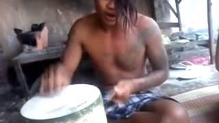 Điếu thuốc lá Minh Lương Gõ bo
