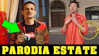 PARODIA CANZONI ESTATE 2017 - Manuel Aski