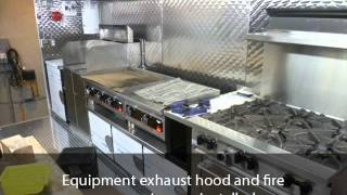 The Building Of A Food Concession Trailer - Apollo Concession Trailers