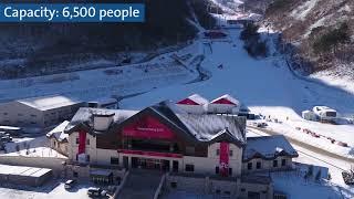 Jeongseon Alpine Centre | PyeongChang 2018 Winter Paralympic Games