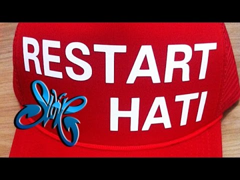 SLANK reSTART HATI (UNOFFICIAL LYRICS VIDEO)