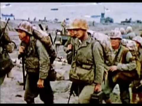 (5/5) Pacific Lost Evidence Iwo Jima World War II