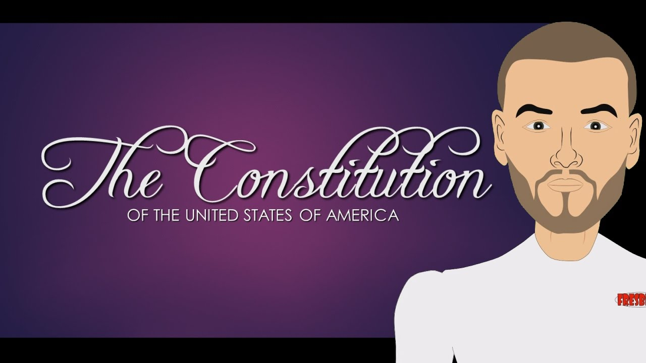 The Constitution For Kids History For Kids Cartoons