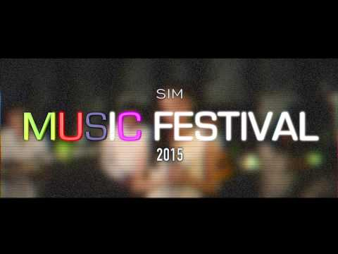 SIM Music Festival Advertisement