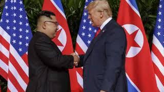 Trump, Kim Jong-un Sign Statement Promising 'Complete Denuclearization of the Korean Peninsula'