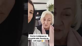 Yasemin Sakallıoğlu Sabina Toziya ile Röportaj Yapıyor