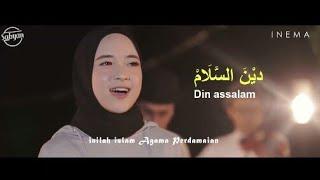 DEEN ASSALAM - LIRIK VIDEO.... SABYAN