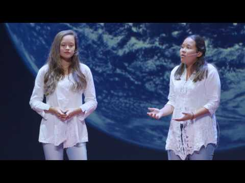 It's About Time We Start Listening, Acting & Changing | Melati and Isabel Wijsen | TEDxLausanneWomen