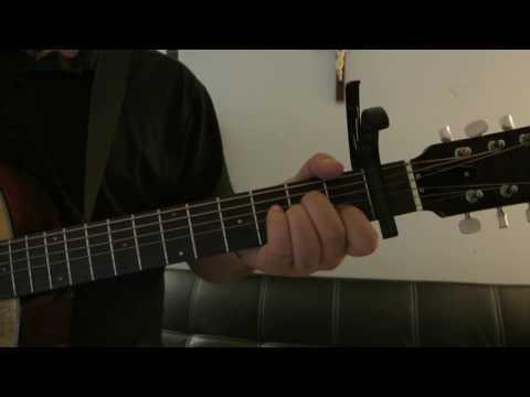 "Sharika - ""Hips Don't Lie"" Como Tocar Guitarra (Tutorial Facil!!)"