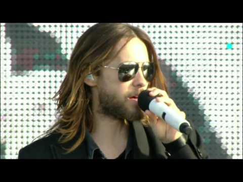 Thirty Seconds to Mars  Donington Park 2013