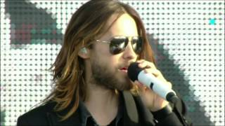 Thirty Seconds to Mars - Donington Park 2013