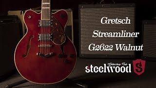 Poco peso, gran sonido - Gretsch G2622 Streamliner