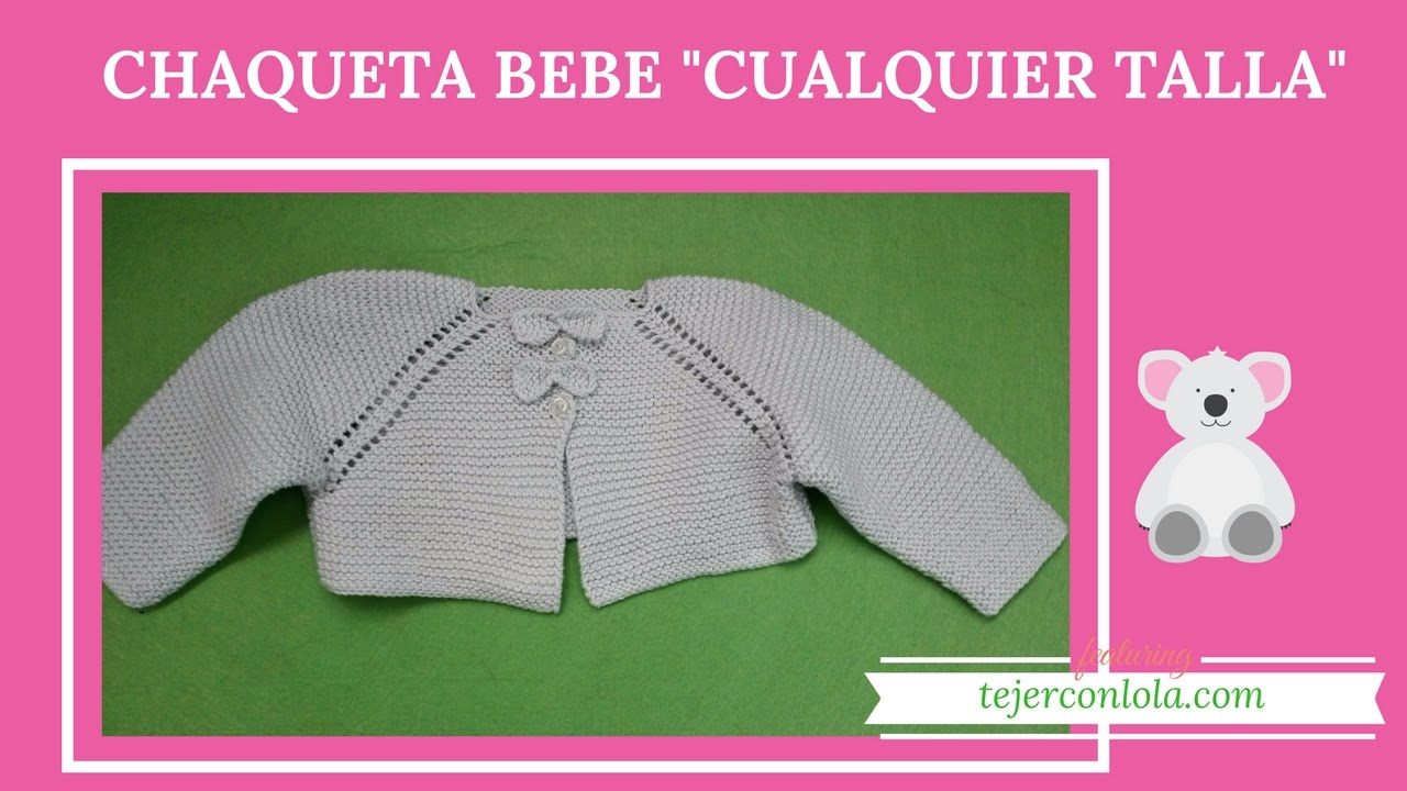 149f06650 CHAQUETA BEBE
