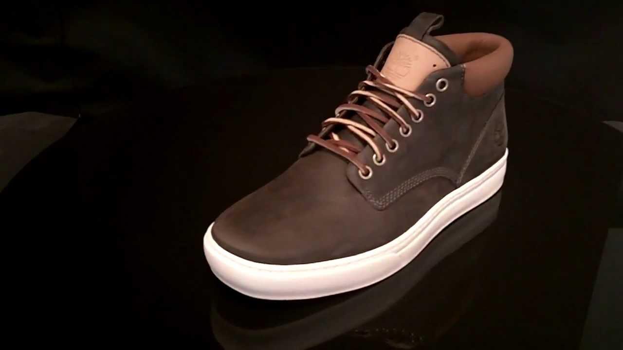 Timberland Earthkeeper 2.0 schoenen Cupsole Dark Olive Brown