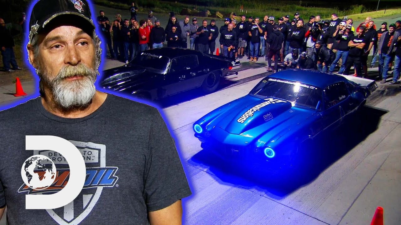Download 405 Driver Monza Tries To Break The Team's Losing Streak | Street Outlaws: Mega Cash Days