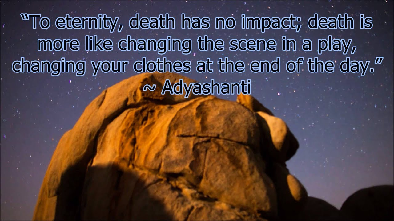 Quotes On Death 5 Spiritual Quotes About Death  Youtube